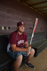 Tyler Owens of Thorsby was named The Clanton Advertiser's Baseball Player of the Year following an outstanding season at the plate. (File)