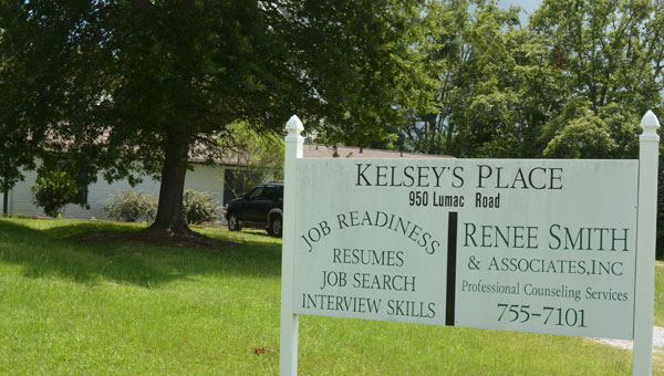 Kelsey's Place is located behind the Dollar General on US 31 on the south end of Clanton. The nonprofit now offers GED testing. (File)